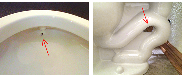 Extra Holes In Toilet Tanks And Bowls Kohler