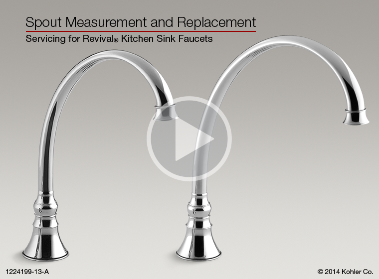 Instructional Video Spout Measurement And Replacement