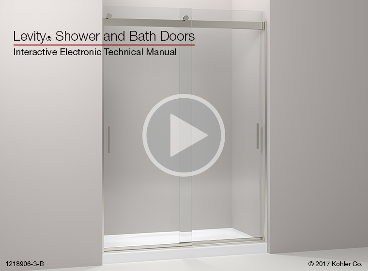 Ietm Troubleshooting For Levity Shower And Bath Doors